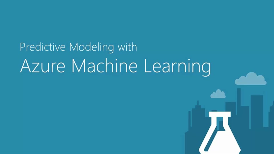 Predictive Modeling with Azure Machine Learning Studio