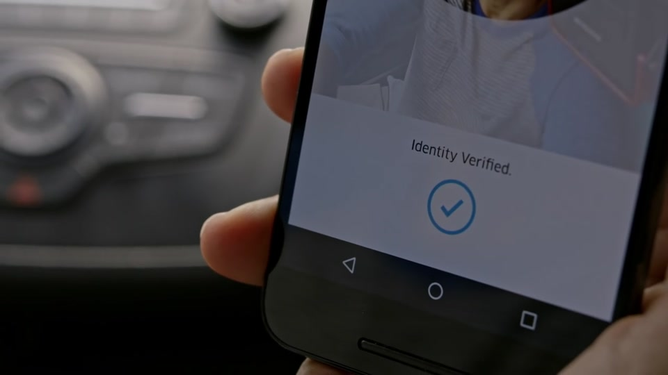 How Uber is using driver selfies to enhance security, powered by Microsoft Cognitive Services