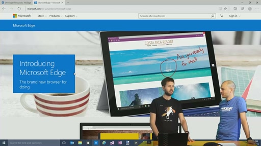 Episode 34 - Microsoft Edge für Developer