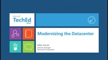 Modernizing Your Datacenter