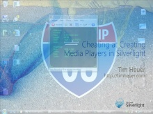 Cheating at Creating a Media Player for Silverlight