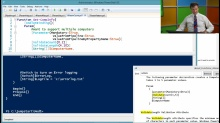 Advanced Tools & Scripting with PowerShell 3.0: (05) More on Parameters