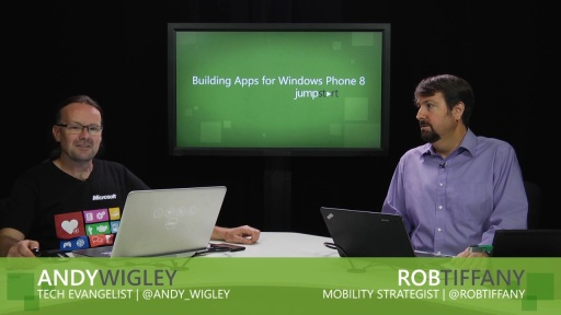 Building Apps for Windows Phone 8 Jump Start: (02) Designing Windows Phone 8 Apps