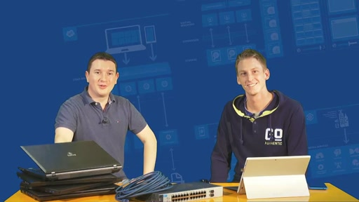 Microsoft IT Camps - Windows 10 & Enterprise Mobility