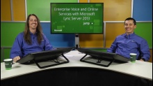 Enterprise Voice and Online Services with Lync Server 2013 : (04a) Voice Applications, Demo