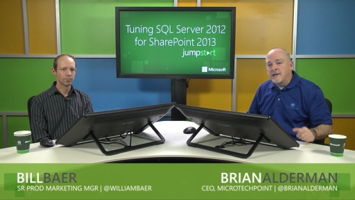 Tuning SQL Server 2012 for SharePoint 2013: (02) Best Practices for SQL Server Database Settings