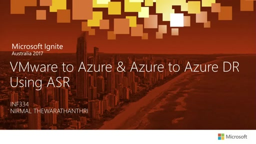 VMware to Azure & Azure to Azure DR Using ASR