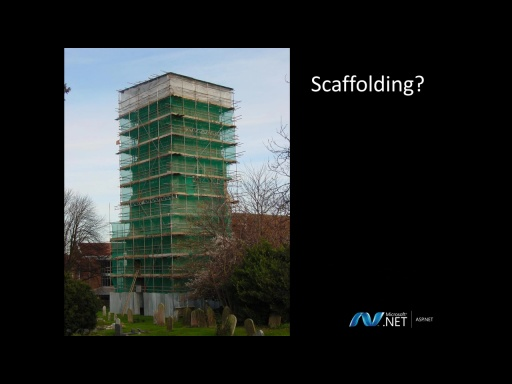 ASP.NET MVC With Community Tools Part 8: MvcScaffolding