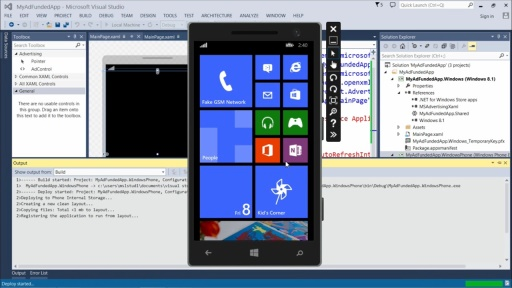 Quick Start Challenge: Microsoft Advertising SDK