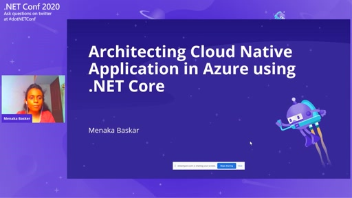 Architecting Cloud Native Application in Azure using .NET Core