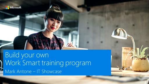 Build your own Work Smart training program