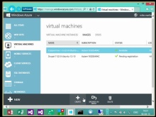 Virtually Speaking: a Windows Azure Virtual Machines introduction