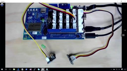 Intel Edison Azure IoT Kit Starter Walkthrough