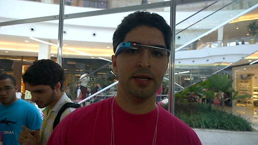RESCUE - Google Glass using Microsoft Azure