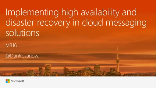 Implementing high availability and disaster recovery in cloud messaging solutions