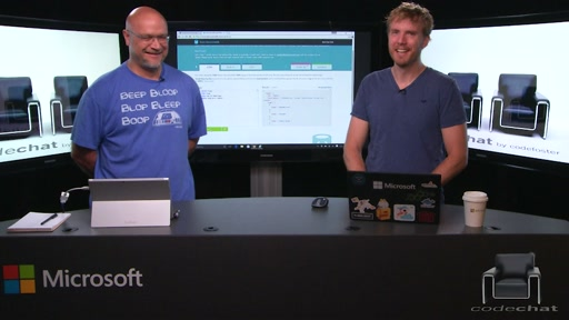 CodeChat 033 - Greg Doerr on Azure DocumentDB
