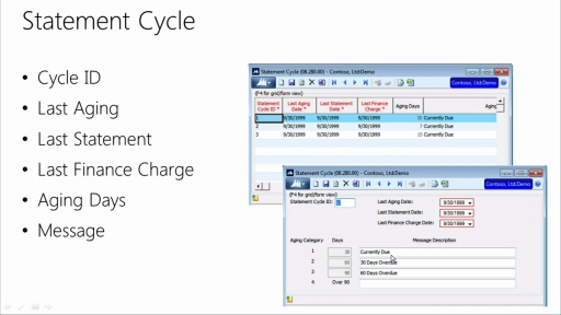 Financials in Microsoft Dynamics SL 2015: (02) Accounts