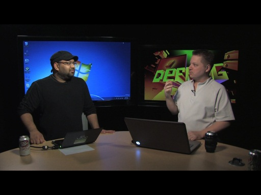 Defrag 002: Gov's Probs, Media Center, Dropped WiFi