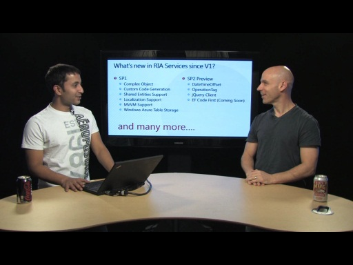 Silverlight TV 74: What's New in RIA Services