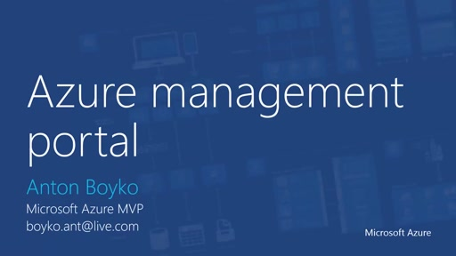 04 | Managing Linux VM in Azure part 1: Azure Management Portal