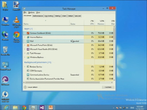 Windows 8 for WPF and Silverlight Developers - Part 1
