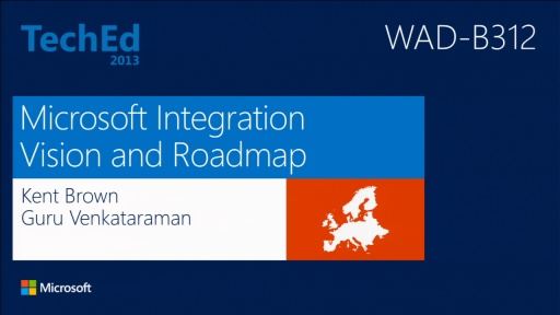 Microsoft Integration Vision and Roadmap
