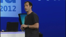 Keynote - Antoine Leblond: Windows 8