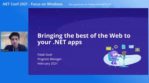 Bringing the Best of the Web to Your .NET Windows Apps with WebView2