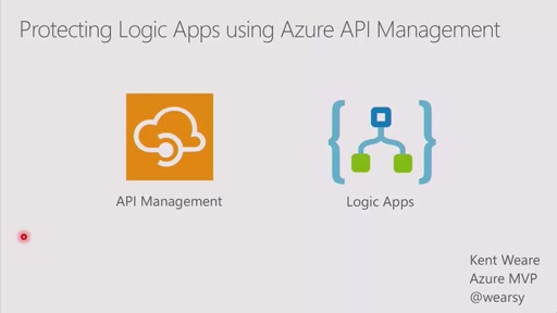 Protecting Azure Logic Apps using Azure API Management