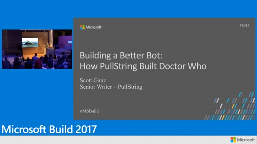 Building a Better Bot: How Pullstring built the Doctor Who Bot
