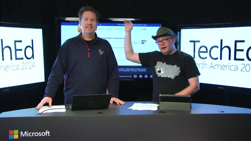 TechEd Countdown Show: The One About Evening Events