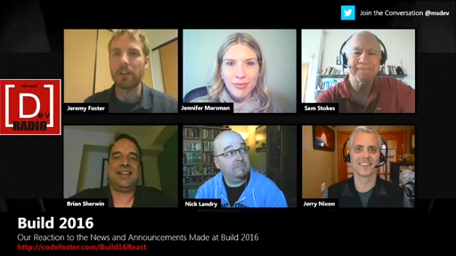 Our Reaction to the News and Announcements Made at Build 2016