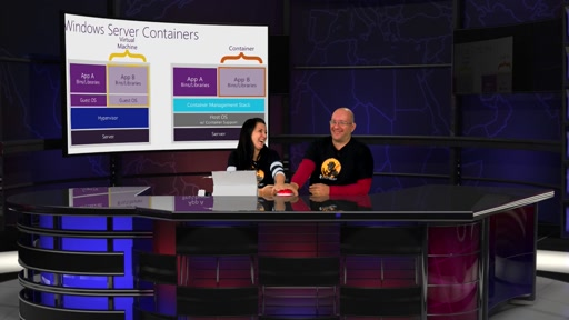 #TecHeroes - Windows Server Containers