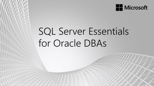 SQL Server Essentials for Oracle DBAs: (09) Schema Management