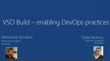 2 | Visual Studio Online Build to Enable DevOps Practices