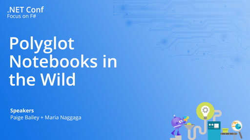 Polyglot Notebooks in the Wild