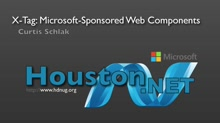 X-Tag: Microsoft-Sponsored Web Components