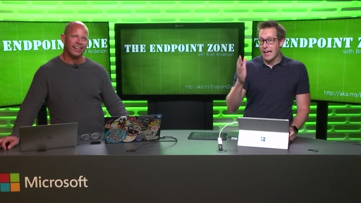The Endpoint Zone [1710]