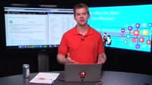 Office Dev Show - Episode 28 - Microsoft Graph and Excel APIs