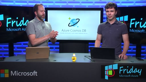 Severless Apps with Azure Cosmos DB and Azure Functions