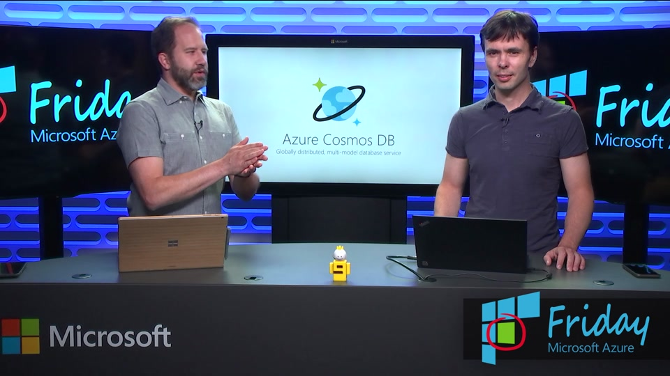 Serverless Apps with Azure Cosmos DB and Azure Functions