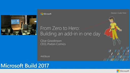 From Zero to Hero: Building an Office add-in in one day