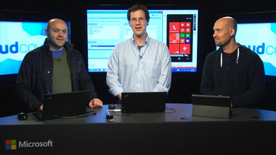 Episode 118: Location based Push Notifications with Windows Azure Notification Hubs