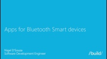 Apps for Bluetooth Smart Devices