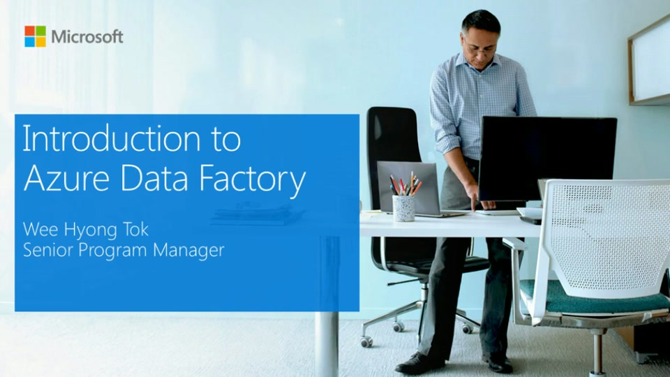 Introduction to Azure Data Factory