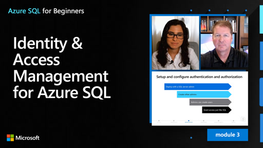 Identity & Access Management for Azure SQL (24 of 61)