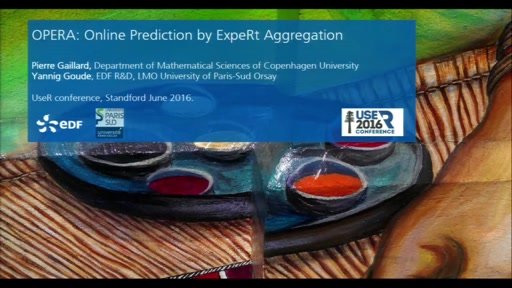 OPERA: Online Prediction by ExpeRts Aggregation