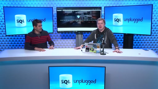 SQL Unplugged - January 2017 Edition