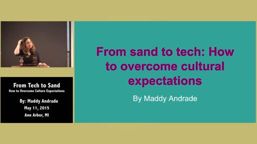 How To Overcome Culture Expectations by Maddy Andrade