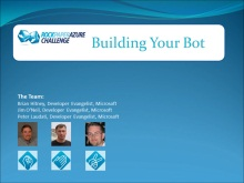 Rock Paper Azure Challenge - Part 3 (of 5) - Building Your Bot